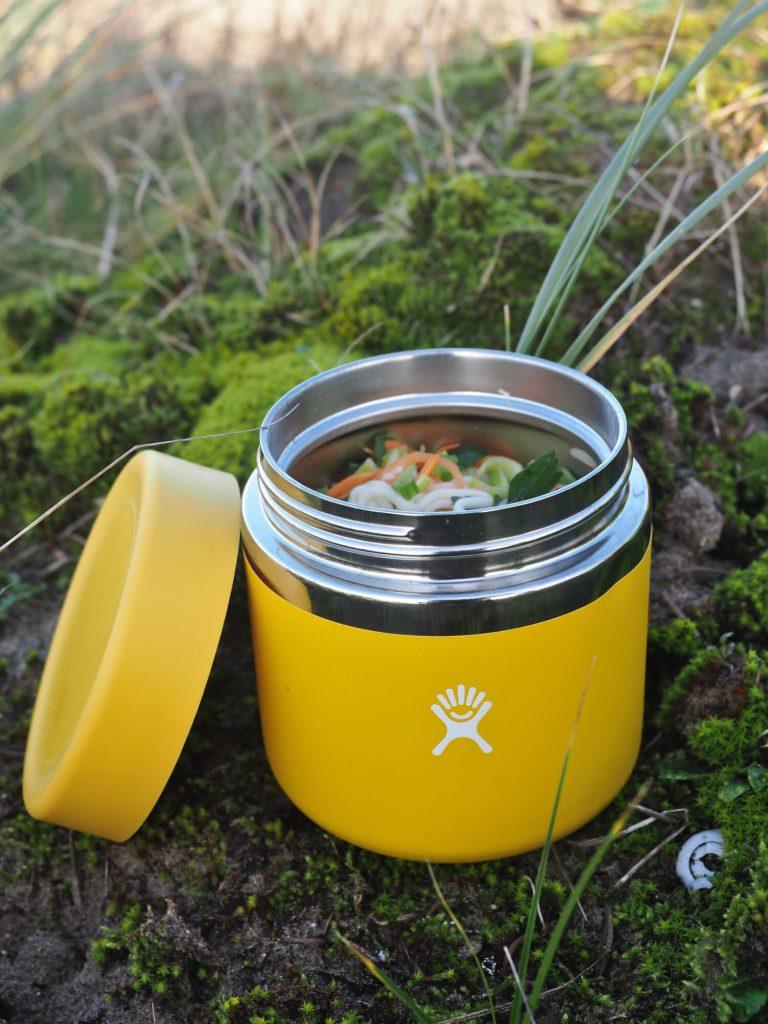 Hydro Flask Food Jar geel review
