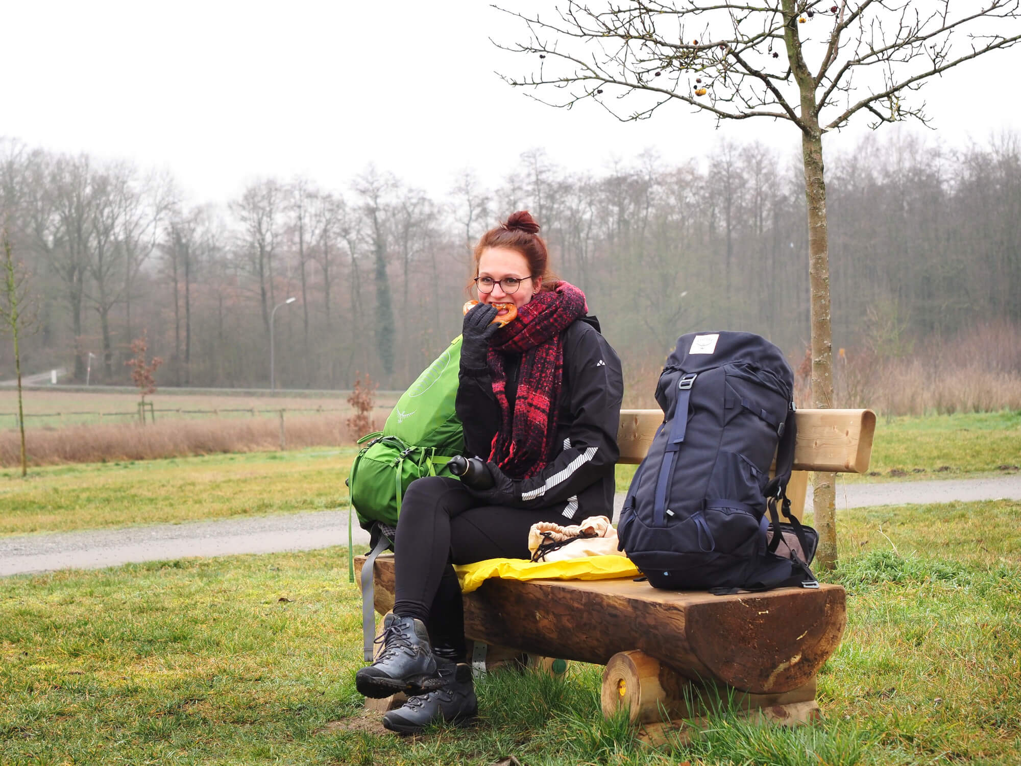 Test Osprey Archeon 30 Wanderrucksack