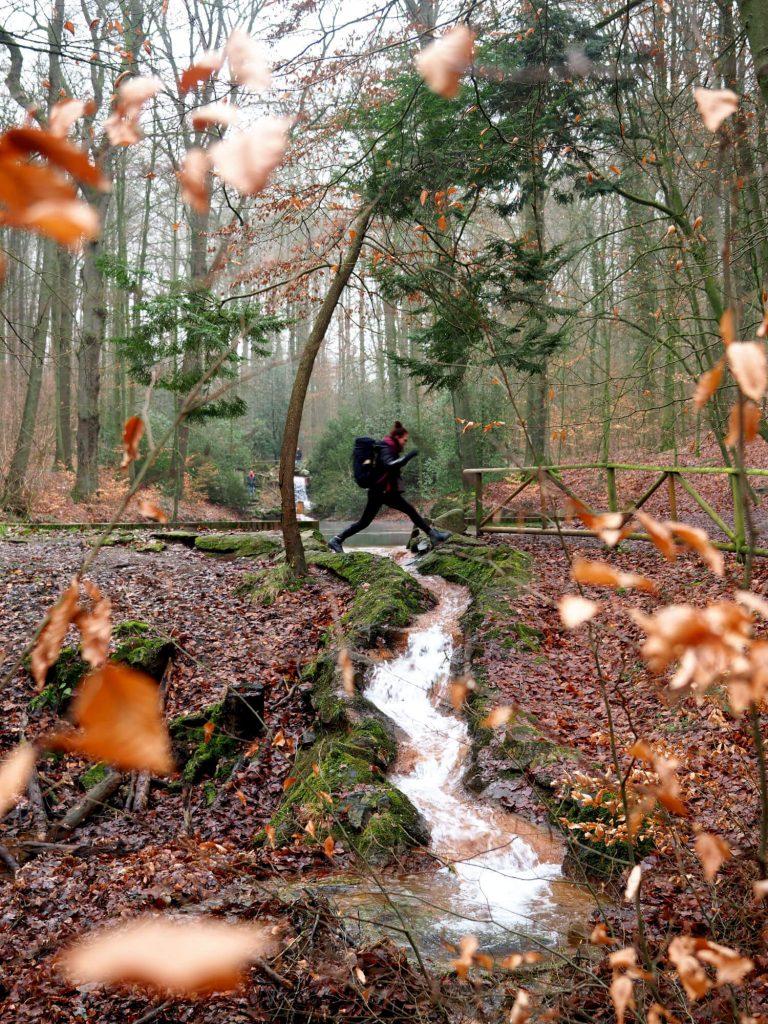 Wandelen met rugzak Osprey Archeon 30